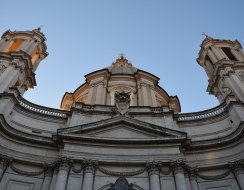 foto  Chiesa sant'agnese in agone