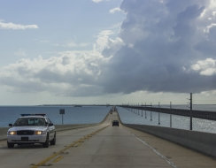 foto  Overseas highway to key west
