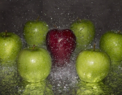 foto  Fruit wash