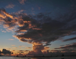 foto  Tramonto a los roques