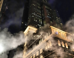 foto  Smoke gets in ny