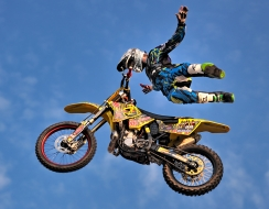 5378 foto  Motocross freestyle